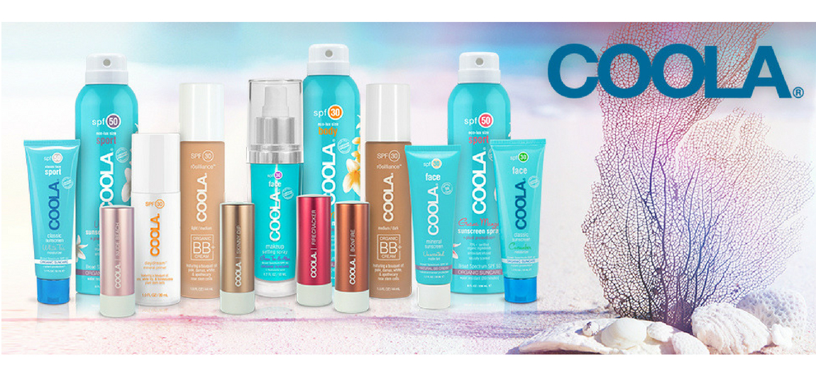 Coola Solari: Buy Online Coola Solar Protection | Backstage Riccione
