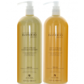 Kit Bamboo Anti-Frizz Shampoo + Conditioner Alterna