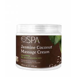 BCL SPA Massage Cream Coconut Jasmine
