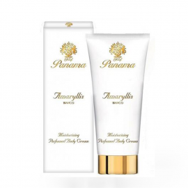 panama amaryllis body cream