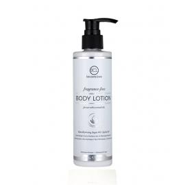 body lotion fragrance free