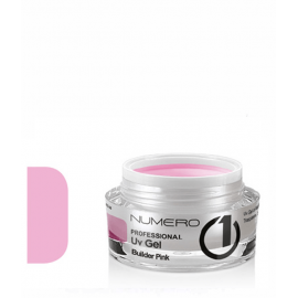 uv gel builder pink