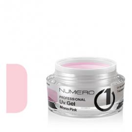 mono pink gel