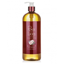 placedes lices sapone liquido rose e petitgrain