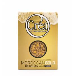 Créa Moroccan Gold Brazilian Wax in Perle