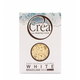 Créa White Brazilian Wax in Perle