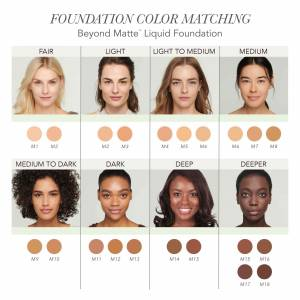 Foundation Color Matching